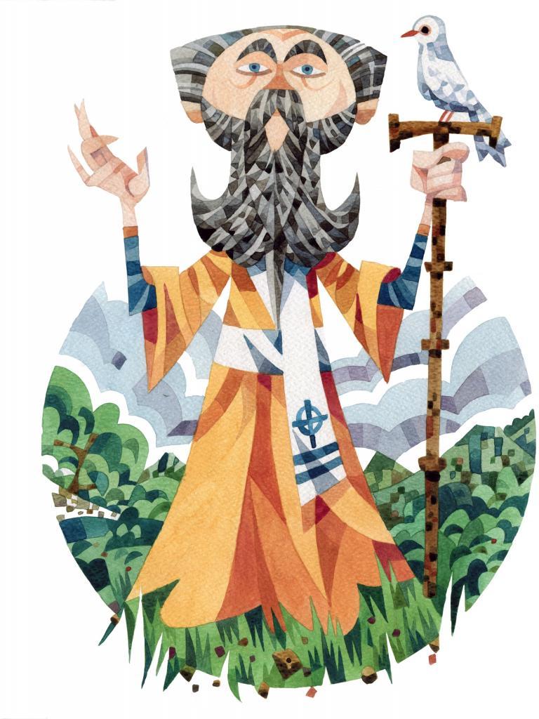 Five facts about St David | Welsh Age of Saints | Visit Wales
