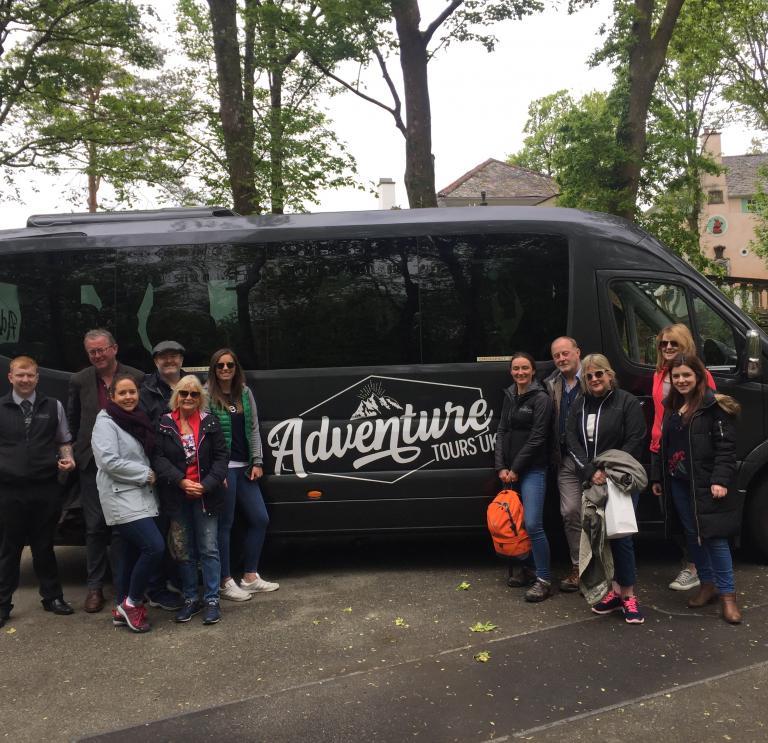 Spotlight On Adventure Tours Uk Meet In Wales