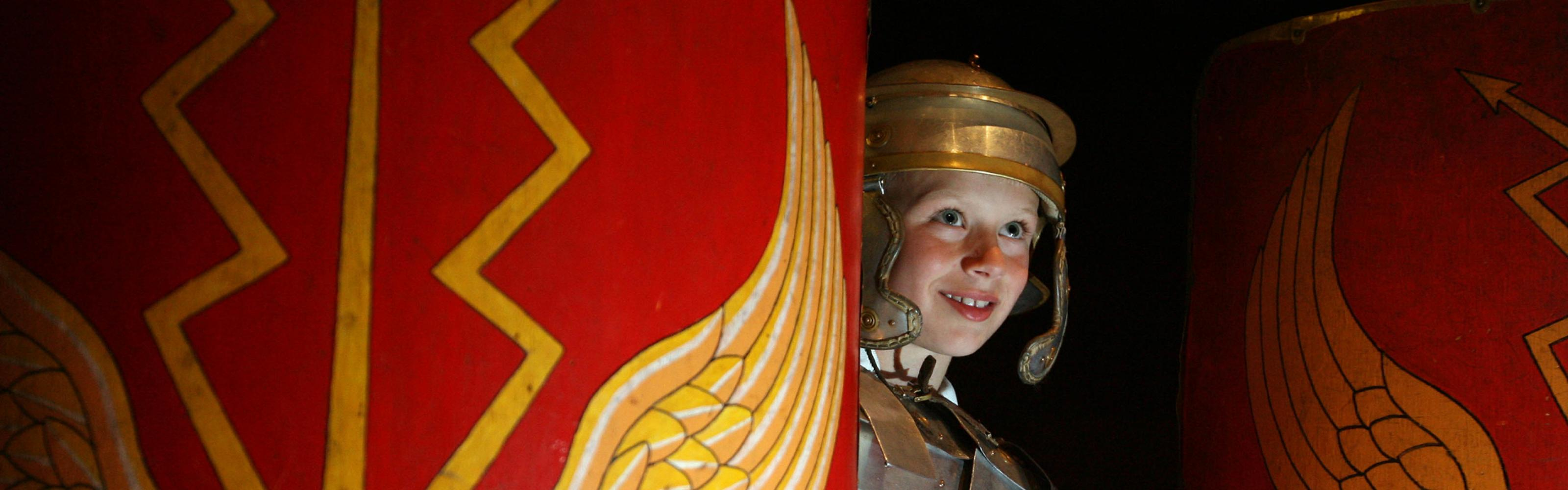 What to see and do at the National Roman Legion Museum